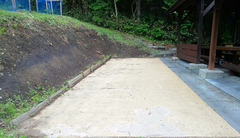 土系舗装 | ソイルサンド舗装 | 景観舗装